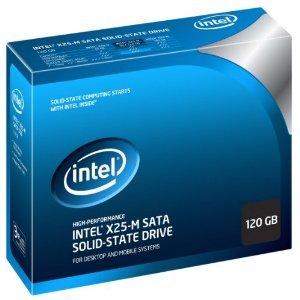 120GB Intel X25-M SSD SSDSA2MH120G2K5