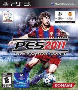 PES 2011 (PS3)