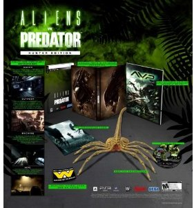 Alien vs Predator Hunter Edition (PS3)