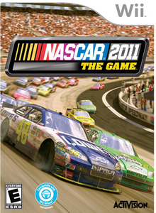 NASCAR The Game 2011 (Wii) - Pre-owned