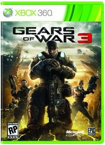 Gears of War 3 (Xbox 360) - Pre-owned