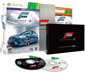Forza 4 Limited Collector's Edition (Xbox 360)