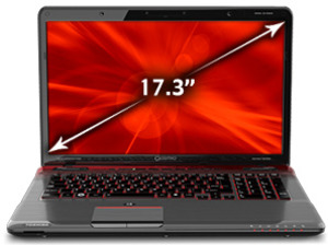 Toshiba Qosmio X775-Q7384 Quad Core i7-2670QM, 8GB RAM, 1.5GB GeForce GTX 560M, Blu-ray