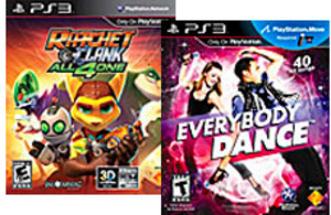 Ratchet and Clank: All 4 One + Everybody Dance (PS3)