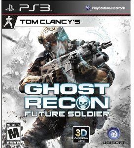 Tom Clancy's Ghost Recon Future Soldier (PS3) + Walmart Exclusive Bonus Content