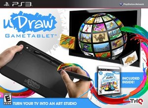 uDraw GameTablet with uDraw Studio (PS3)