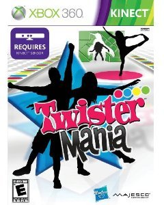 Twister Mania - Kinect (Xbox 360)