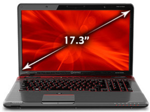 Toshiba Qosmio X775-Q7170 Core i5-2450M, 6GB RAM, GeForce GTX 560M