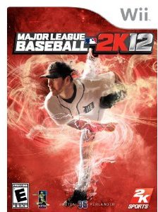 MLB 2K12 (Wii) - Pre-owned