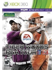Tiger Woods PGA Tour 13 (Xbox 360) - Pre-owned