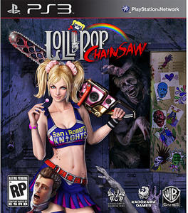 Lollipop Chainsaw (PS3) - Pre-Owned