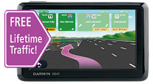 Garmin nuvi 1390T 4.3-inch GPS