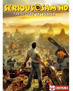 Serious Sam HD: The Second Encounter (PC Download)