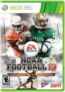NCAA Football 13 (Xbox 360) - Pre-owned