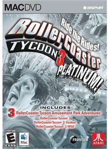RollerCoaster Tycoon 3 Platinum (PC Download)