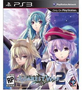 Record of Agarest War 2 (PS3) - Pre-owned
