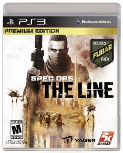 Spec Ops: The Line (PS3) - Pre-owned