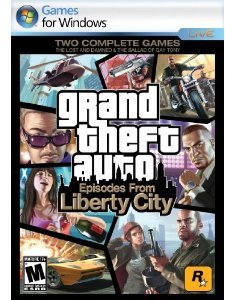 Grand Theft Auto: Episodes from Liberty City (PC Download)
