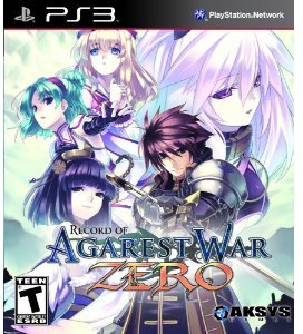 Record of Agarest War Zero (PS3)
