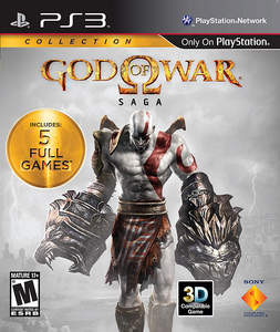 God of War Saga Collection (PS3)
