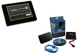 "OCZ Agility 4 SSD 2.5"" 512GB AGT4-25SAT3-512G + Upgrade Kit"
