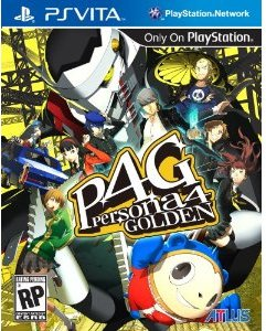 Persona 4 Golden (PS Vita Download)