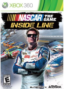 NASCAR The Game: Inside Line (Xbox 360) - Pre-owned
