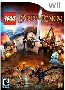 LEGO Lord of the Rings (Wii) - Pre-owned