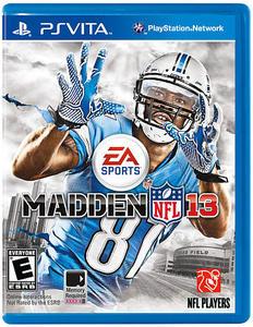 Madden NFL 13 (Vita)
