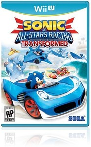 Sonic and All-Stars Racing Transformed Bonus Edition (Wii U)