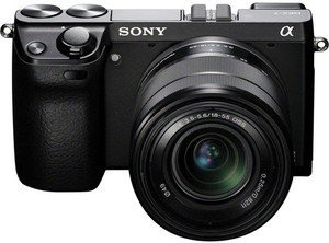 Sony Alpha NEX-7 24.3MP Digital Camera with 18-55mm Lens