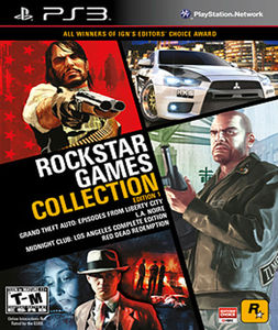 Rockstar Games Collection #1 (PS3)