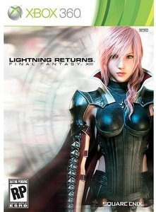 Lightning Returns: Final Fantasy XIII-3 (Xbox 360)