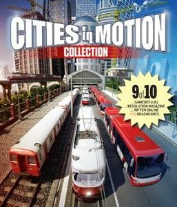Cities in Motion Complete Collection (PC Download)