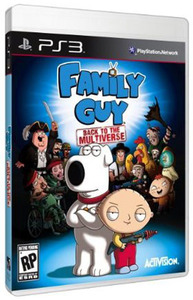 Family Guy: Back to the Multiverse (PS3) - Pre-owned