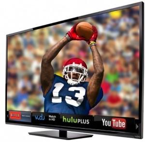 Vizio E601i-A3 60-inch 1080p 120Hz LED Smart HDTV (Refurbished)