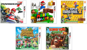 Toys 'R' Us: Buy 1 Get 1 40% Off 3DS Games