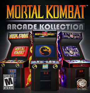 Mortal Kombat: Arcade Kollection (PC Download)
