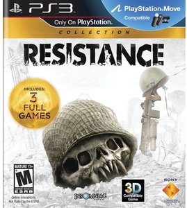 Resistance Collection (PS3)