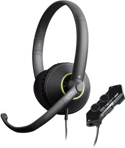 Creative Labs Sound Blaster Tactic360 Ion Gaming Headset for Xbox 360