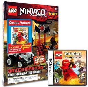 Lego Battles: Ninjago + Lego Ninjago Set (Nintendo DS)