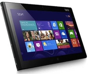 Lenovo ThinkPad Tablet 2 Atom Z2760, 64GB with Mobile Broadband, WiFi, Pen & Digitizer, Windows 8 Pro