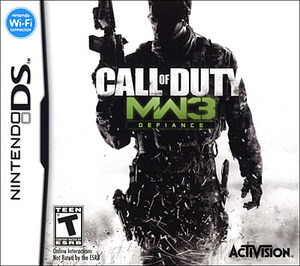 Call of Duty: Modern Warfare 3 - Defiance (Nintendo DS) - Pre-owned