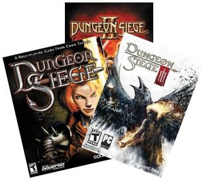 Dungeon Siege Bundle (PC Download)