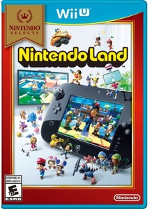 Nintendo Selects: Nintendo Land (Wii U) - Pre-owned