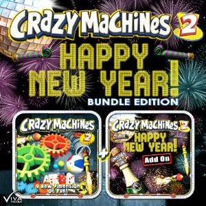 Crazy Machines 2: Happy New Year Bundle (PC Download)