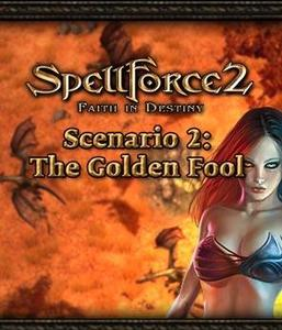 SpellForce 2 - Faith in Destiny Scenario 2: The Golden Fool (PC DLC)