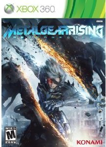 Metal Gear Rising: Revengeance + Soundtrack (Xbox 360)