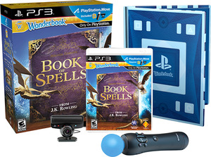 Wonderbook: Book of Spells PlayStation Move Bundle