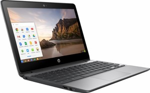 HP Chromebook Celeron N3060, 4GB RAM, 16GB eMMc